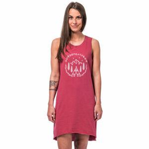 Horsefeathers QUINN DRESS červená XS - Dámské šaty