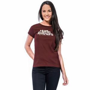 Horsefeathers SELF LOVE TOP  M - Dámské tričko