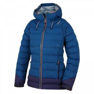 Husky FADIN L modrá XS - Dámská péřová bunda