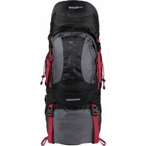 Husky SAMONT 60+10 černá  - Velkoobjemový batoh