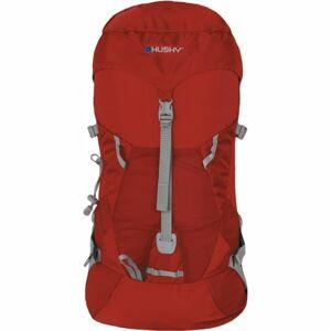 Husky SLIGHT 33 červená NS - Turistický batoh