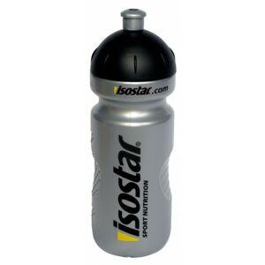 Isostar BIDON SILVER 650ML šedá  - Univerzální sportovní láhev
