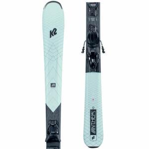 K2 ANTHEM 75 + ERP 10 QUIKCLIK  156 - Dámské allmountain lyže s vázáním