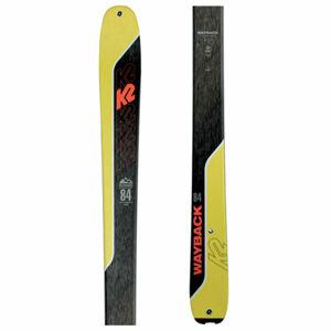 K2 WAYBACK 84  167 - Pánské skialpové lyže