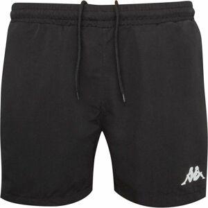 Kappa GABOX černá 2XL - Pánské koupací šortky