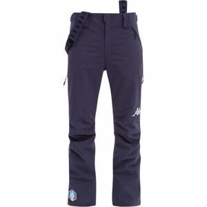 Kappa 6CENTO 622 HZ FISI modrá XL - Pánské lyžařské kalhoty