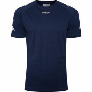 Kappa KLAKE2 tmavě modrá M - Pánské tričko