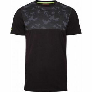 Kappa LOGO GIARA černá L - Pánské tričko