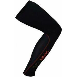Karpos LEG WARM oranžová M - Cyklistické návleky na nohy