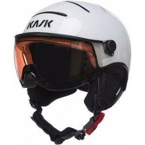 Kask ESSENTIAL PHOTOCHROMIC bílá (61 - 62) - Lyžařská helma