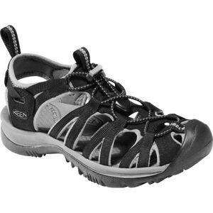 Keen WHISPER W černá 7.5 - Dámská letní obuv