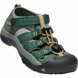 Keen NEWPORT H2 béžová 7 - Dětské sandály