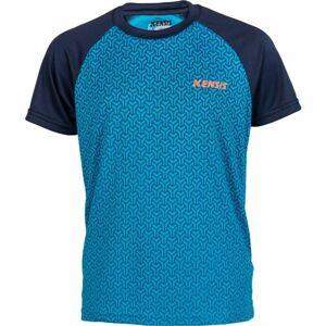 Kensis MANLEY modrá 140-146 - Chlapecké triko