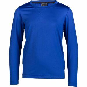 Kensis GUNAR JR modrá 116-122 - Chlapecké technické triko
