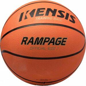 Kensis RAMPAGE7 oranžová 7 - Basketbalový míč