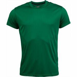 Kensis REDUS zelená XXXL - Pánské sportovní triko