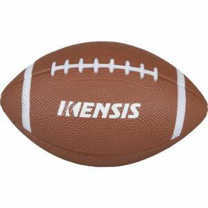 Kensis RUGBY BALL hnědá NS - Rugbyový míč