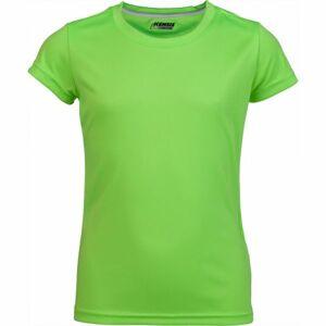 Kensis VINNI zelená 152-158 - Dívčí sportovní triko