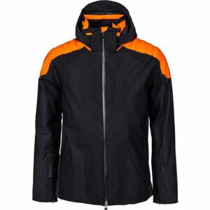 Kjus MEN FREELITE JACKET černá 52 - Pánská lyžařská bunda