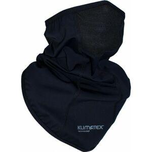 Klimatex LOTAR černá 2 - Prodloužený typ nákrčníku