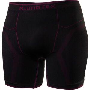 Klimatex MARTON  XL - Pánské funkční bezešvé boxerky