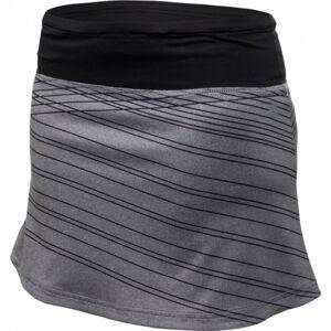 Klimatex ULYANA černá M - Dámská běžecká sukně