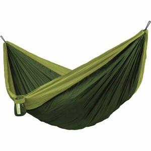 La Siesta COLIBRI 3.0 DOUBLE tmavě zelená NS - Hamaka