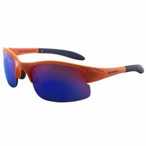 Laceto MEI oranžová NS - Dětské sluneční brýle
