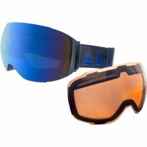 Laceto SWITCH + 1 černá NS - Lyžařské brýle