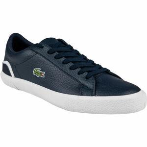 Lacoste LEROND 220 tmavě modrá 44 - Pánské tenisky