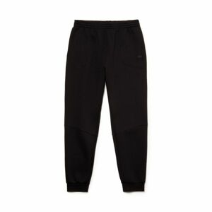 Lacoste MAN TRACKSUIT PANT černá M - Pánské tepláky