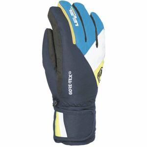 Level FORCE JR GORE-TEX modrá 7 - Dětské rukavice