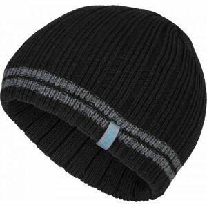 Lewro ARCANINE černá 4-7 - Chlapecká čepice