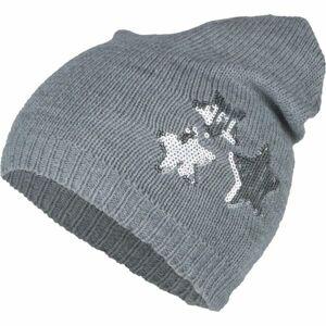 Lewro DORINKA  8-11 - Dětská pletená čepice