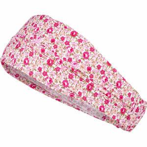 Lewro KATIE růžová UNI - Dívčí šátek na hlavu