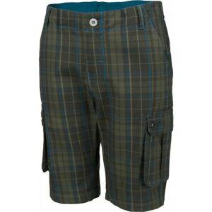 Lewro EDA 116 - 134 zelená 116-122 - Chlapecké šortky