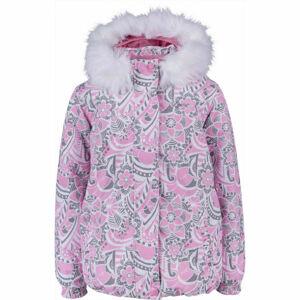 Lewro ESET  152-158 - Dívčí zimní bunda