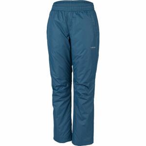 Lewro GIDEON modrá 116-122 - Dětské zateplené kalhoty
