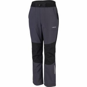 Lewro NORAY  152-158 - Chlapecké softshellové kalhoty