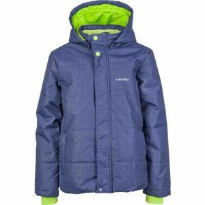 Lewro PALMER modrá 152-158 - Chlapecká zimní bunda