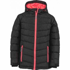 Lewro PEMA růžová 152-158 - Dětská zimní bunda