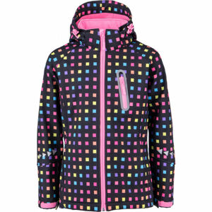 Lewro SIXTINE  164-170 - Dívčí softshellová bunda