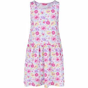 Lewro THELMA  128-134 - Dívčí šaty bez rukávů