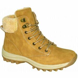 Loap ASALA béžová 36 - Dámská zimní obuv