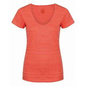 Loap AZA oranžová XS - Dámské triko