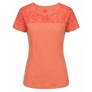 Loap BALISE oranžová S - Dámské tričko