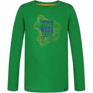 Loap ARRAS zelená 158-164 - Chlapecké triko
