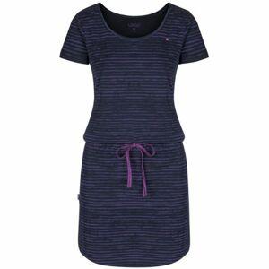 Loap BARBERA W fialová M - Dámské letní šaty
