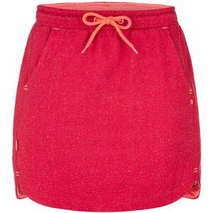 Loap EBEL růžová XS - Dámská sukně