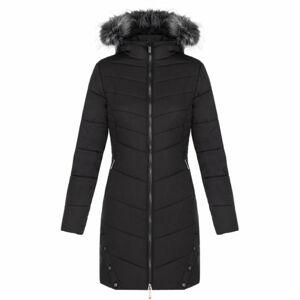 Loap TALKA černá L - Dámský zimní kabát
